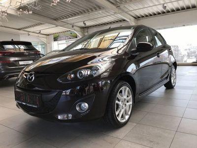 gebraucht Mazda 2 1.5l MZR 102PS SPORTSLINE