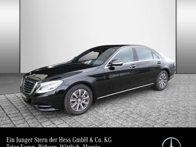 gebraucht Mercedes S350 BT lang Comand+LED+Kamera+Airmatic+PDC
