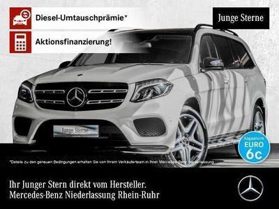 gebraucht Mercedes GLS350 d 4M AMG Active Curve 360° Airmat Harman