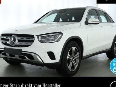 gebraucht Mercedes GLC220 d 4M AMG Pano LED AHK Keyl-GO Kamera Sitzh
