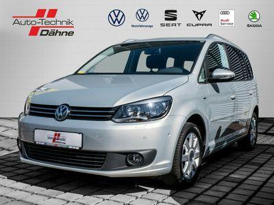 gebraucht VW Touran 1.4 TSI Cup