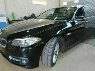 gebraucht BMW 518 d T XENON NAVI ACC SPORT-MFL SHZ TP HIFI PDC