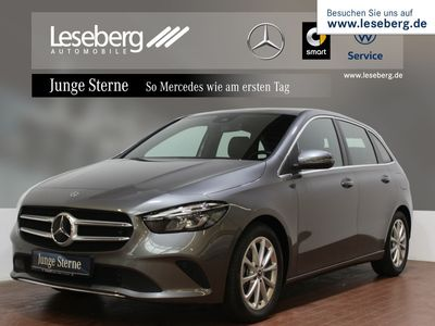 gebraucht Mercedes B200 d Progressive/8G/Navi/LED/Spur/SHZ/PTS Sitzhzg.