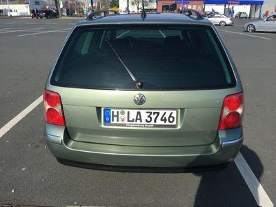 gebraucht VW Passat 2.5Tdi Dpf Tüv Neu Higline