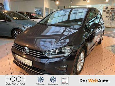 gebraucht VW Golf Sportsvan 1.6TDI. Lounge+PDC+Klima+Tempomat