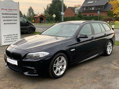 gebraucht BMW 535 i Touring Schalter 6-Gang AHK Leder M-Paket