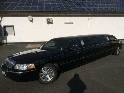 gebraucht Lincoln Town Car Stretchlimo