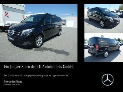 gebraucht Mercedes V250 AVANTGARDE EXTRALANG+NAVI+LED+2xKLIMA+STHZ