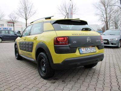 gebraucht Citroën C4 Cactus PureTech 82 - FAHRSCHULE- (Klima Einparkhilfe el.