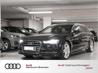 gebraucht Audi A6 Avant 3.0 TDI quattro S tronic Allrad Standhzg.