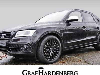gebraucht Audi SQ5 3.0 TDI quattro competition (Navi Xenon Klima Einp