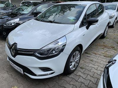 gebraucht Renault Clio IV LIMITED 1.2 16V 75 Klimaanlage