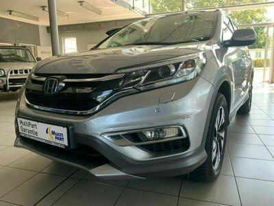 gebraucht Honda CR-V Executive 4WD/Pano/Leder/Navi/Kamera