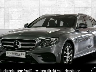 used Mercedes E300 T AMG MULTIBEAM DISTRONIC Pano Widesc.