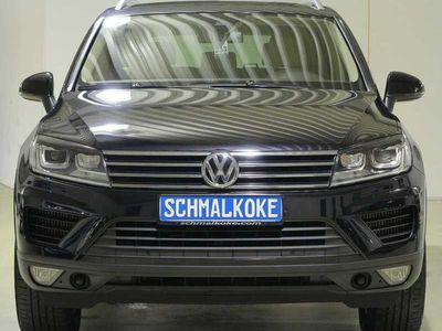 gebraucht VW Touareg TDI3.0V6 SCR BMT DPF Autom. Leder Xenon
