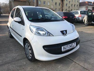 gebraucht Peugeot 107 Filou Klima TüV/AU NEU 1.Hand Scheckheft