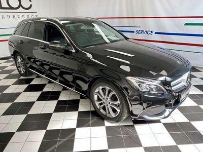 gebraucht Mercedes C220 d T 9G Avantgarde