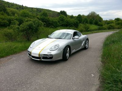 gebraucht Porsche Cayman 987