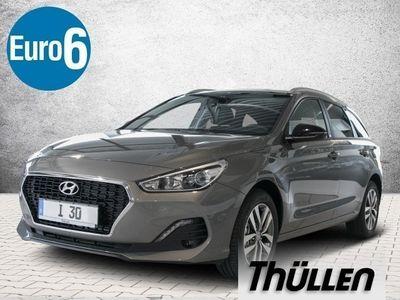 gebraucht Hyundai i30 Kombi 1.4 Benzin Turbo YES! Navi Klimaauto