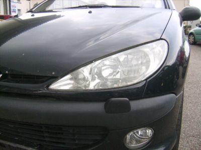gebraucht Peugeot 206 CC 135 Platinum