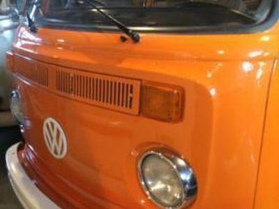 gebraucht VW T2 B -Bulli Camper