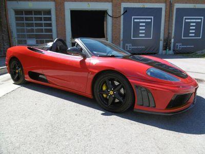 gebraucht Ferrari 360 Modena Spider F1 Carbonumbau