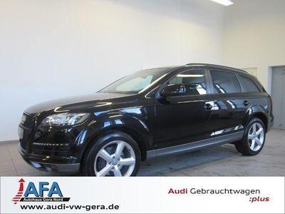 gebraucht Audi Q7 4,2TDI quattro tiptr. Luftfw,NaviPlus,BOSE