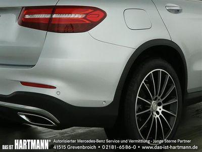 gebraucht Mercedes GLC250 d 4M AMG Ext.+Comand+LED ILS+Panorama