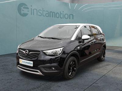 gebraucht Opel Crossland X Crossland X120 JAHRE KLIMAAUT SITZHZG PDCv+h BT