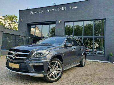 gebraucht Mercedes GL63 AMG AMG 4Matic*NIGHT VIS*360°KAMERA°FOND DVD* als SUV/Geländewagen/Pickup in Soest