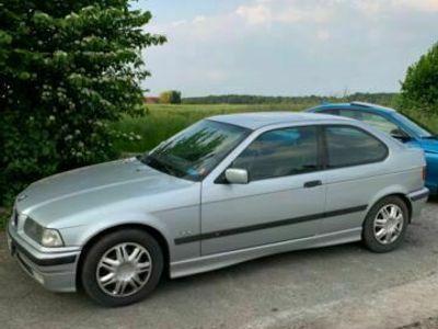gebraucht BMW 323 Compact ti Exclusiv Edition,Scheckheft, Schiebedach