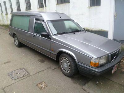gebraucht Volvo 744 Bestattungs-/Leichenwagen /