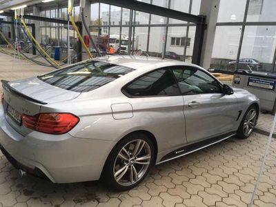 gebraucht BMW 435 4er Coupe xDrive Sport-Aut. Sport Line