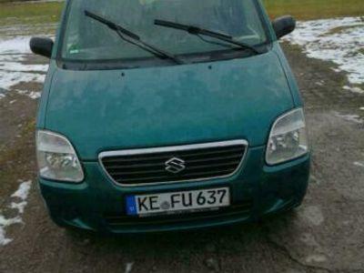 gebraucht Suzuki Wagon R allrad