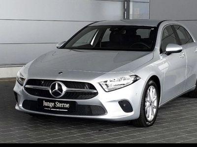 gebraucht Mercedes A200 7G-DCT Progressive+PremiumNavi+Park+Sitzhzg