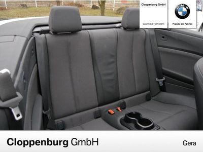 gebraucht BMW 218 d Sport-Line/Navi-Prof./Park-Assist/Xenon/PDC