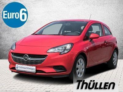 gebraucht Opel Corsa Selection 1.2 Benzin Klima Bluetooth