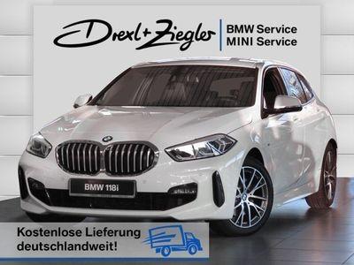 gebraucht BMW 118 i 5-t. M Sport HiFi DAB Comfort Business Navi