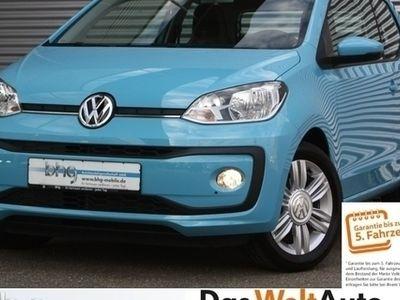 gebraucht VW up! up! high1.0 maps+more dock Cam klima drivePlus