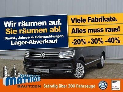 gebraucht VW Multivan T62.0 TDI EU6 DSG HIGHLINE/ACC/ST-HZ/L