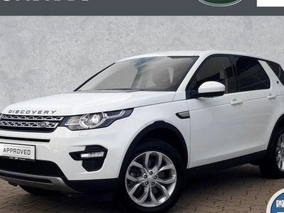 gebraucht Land Rover Discovery Sport SD4 HSE, *Winterp.+Winterräder!*