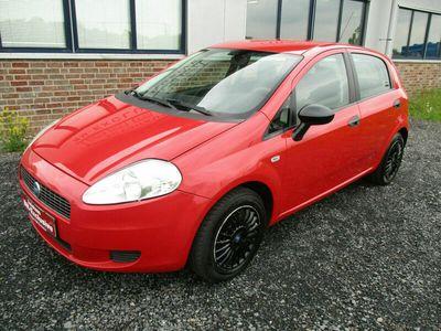 gebraucht Fiat Grande Punto 1.2 8V Active Klima el.FH CD/MP3 Tüv: 11/2022
