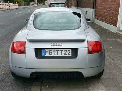 gebraucht Audi TT 8N mit Prins Gasanlage