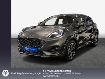 gebraucht Ford Puma 1.0 EcoBoost Hybrid ST-LINE X