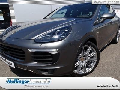 gebraucht Porsche Cayenne S Diesel Sport Chrono LED Pano AHK Parkass