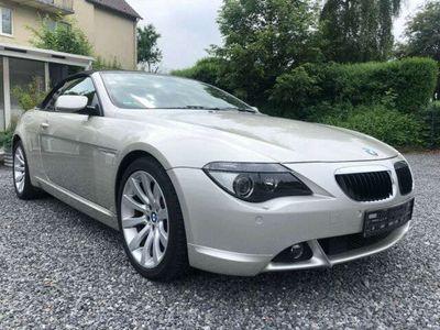 gebraucht BMW 630 Cabriolet 630i