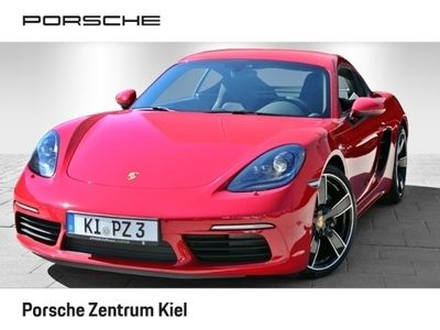 käytetty Porsche 718 Cayman- PDK, PASM, Sportabgas, BOSE, DAB