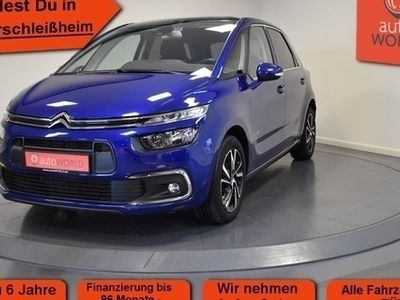 käytetty Citroën C4 Picasso 1.6 BlueHDi 120 Selection Navi PDC US