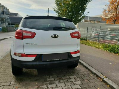 gebraucht Kia Sportage 1.6 GDI 2WD Vision