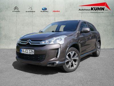 gebraucht Citroën C4 Aircross Selection eHDi 115 USB KLIMA PDC